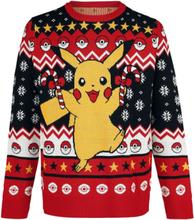 Pokémon - Pikachu -Julegensere - flerfarget