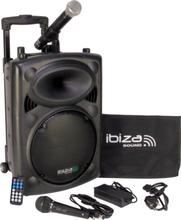 Ibiza PORT10BT transportabel högtalare