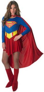 Supergirl Maskeraddräkt Medium