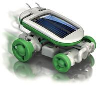 6-in-1 Solar Robot
