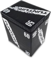 Tunturi Plyo Box Soft 40/50/60 cm, Tunturi Övrigt crossfit