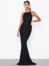NLY Eve Lace Strappy Mermaid Gown Fodralklänningar