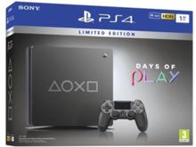 PlayStation 4 Slim Black - 1TB Limited Edition Days of Play