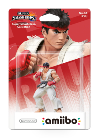 Nintendo Amiibo Figurine Ryu (Super Smash Bros. Collection) /Toys for games