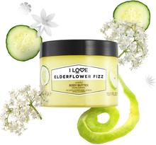 Elderflower Fizz, Scented Body Butter 300 ml I love… Kroppslotion