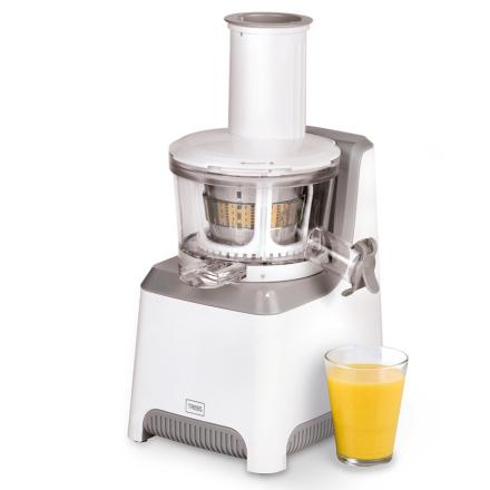 Trebs juicemaskin med medföljande sorbet tillbehör