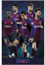 Barcelona affisch players 41