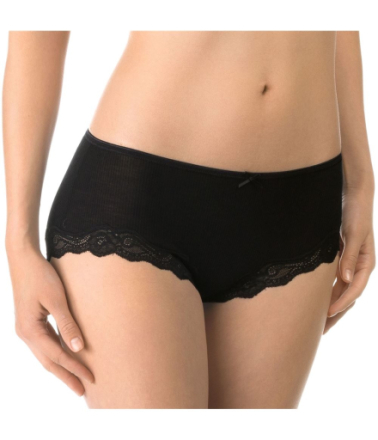 Richesse Lace Panty Black