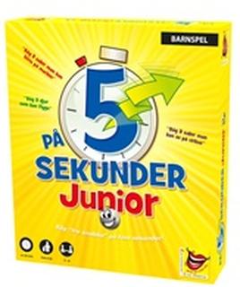 Tidningen På 5 sekunder Junior - Spel 1 nummer