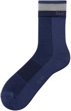 Shimano Lumen Tall Socks navy S/M   EU 36-40 2020 Strumpor