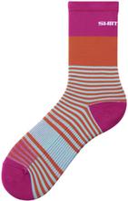 Shimano Original Tall Socks pink M/L   EU 41-44 2020 Strumpor