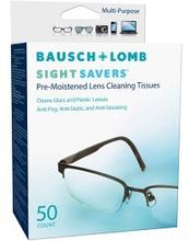Bausch & Lomb Sight Savers rengöringsdukar 50 st