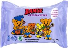 Bamse Våtservetter 24 st
