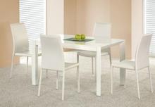 Nesto utdragbart matbord XL 250 cm - Vit