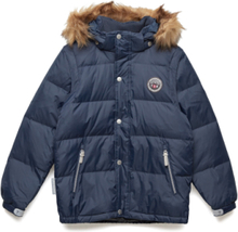 62efccd6e46 Jacket Down Michelle With Detachable Hood Outerwear Winter& Warmlined  Jackets Blå TICKET TO HEAVEN