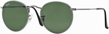 Ray Ban Round Metal 0RB3447 Solglasögon Grey