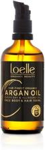 Loelle Arganolja med Pump 100 ml