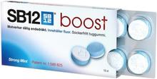 SB12 Boost Strong Mint Tuggummi 10 st