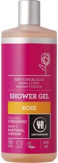 Urtekram Rose Shower Gel 500 ml