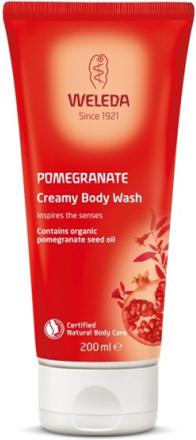 Weleda Pomegranate Creamy Body Wash 200 ml
