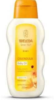 Weleda Baby Calendula Body Oil 200 ml