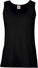 Lady-Fit Valueweight Vest Black