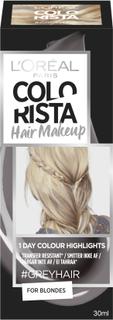 Loreal Paris Colorista Hair Makeup Grey 3