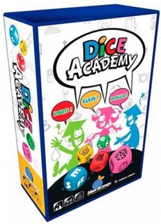 Dice Academy Sällskapsspel