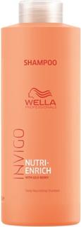 Wella Invigo Nutri-Enrich Shampoo 1000 ml