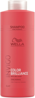 Wella Invigo Color Brilliance Shampoo Fine/Normal 1000 ml