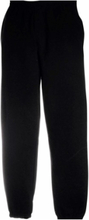 Elesticated Jog Pants Black