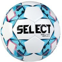 Select Jalkapallo Brillant Replica V21 - Valkoinen/Sininen