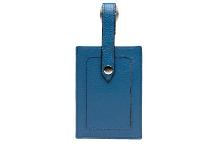 A. Eriksson osoitelappu 112-257, sininen