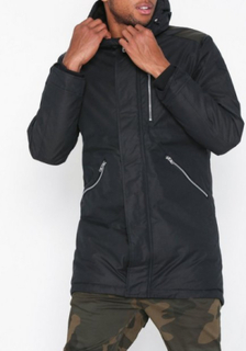 Jack & Jones Jcofigures Jacket Jakker Svart