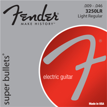 Fender Super Bullets 3250LR Electric Guitar String Set (09-46)