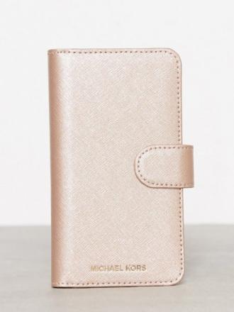 Mobildeksel - Ballet Michael Michael Kors Electronic Leather Folio Phn Cse Tab 8