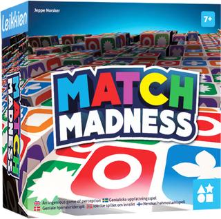 Match Madness - spel