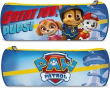 Paw Patrol rundt pennal - 22 cm