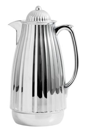 Nordal Termoskanna Ø 13x29 cm - Silver