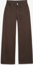 Yoko brown jeans - Brown