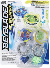 Beyblade Burst Dual Pack - Valtryek og Unicrest