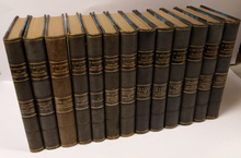 """ALBERT ENGSTRÖMS """"GUBBAR"""" (12 delar i 6 volymer) och SAMLADE BERÄTTELSER (14 delar i 7 volymer)"""