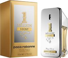 Paco Rabanne 1 Million Lucky EdT, 50 ml Paco Rabanne Parfym