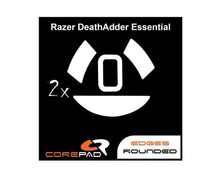 Corepad Skatez PRO 144 för Razer DeathAdder Essential