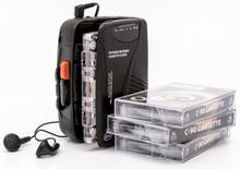 GPO Walkman-Kassett
