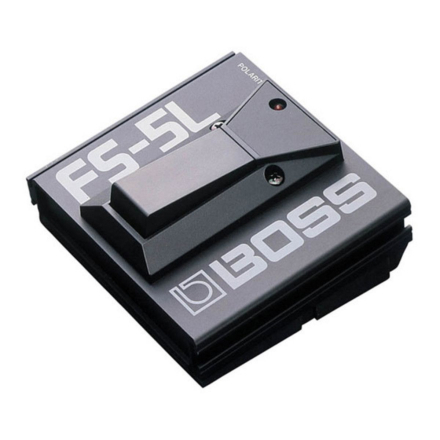 Boss - FS-5L - On/Off Footswitch
