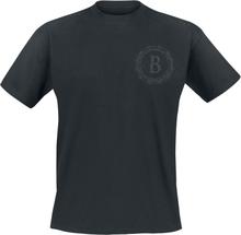 Bullet For My Valentine - Black Dreamcatcher -T-skjorte - svart