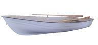 Soutuvene / moottorivene / tasaperävene, Kiili 400