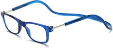 Smarta läsglasögon med magnet