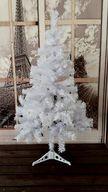 Muovinen joulukuusi 120cm, valkoinen